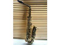 Stagg 77SA Alto Saxophone in Excellent Condition