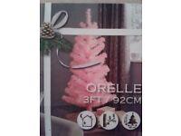 3FT CHRISTMAS TREE (PINK)