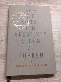 Die Kunst, ein kreatives Leben zu führen (paperback, condition good / traces of usage)