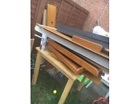 Cotbed free used condition (ideal project)