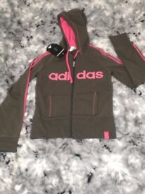 Adidas Womens Complete Tracksuit Darkshade/Intenpink
