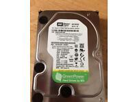 Green power 1.5tb hard drive