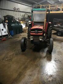 1965 135 massey ferguson tractor