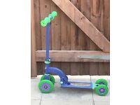 Boys little kid scooter