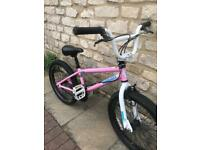 Pink Diamondback BMX