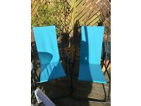 Pair of garden chairs £5 for both