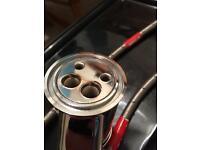 Vado kitchen mixer tap