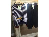 Lily & Sid boys outfit Brand New age 7-8 RRP £54