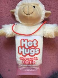 New hot hugs sheep