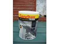 Sandtex Masonary Paint ( White )