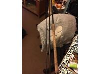 Daiwa whisker vintage float rod!!! Very rare