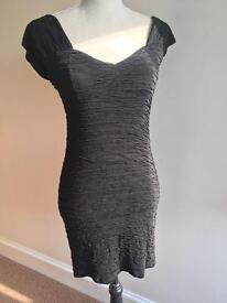 River island little black dress - size 14