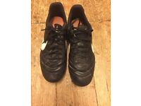 Nike football boots size 9.5
