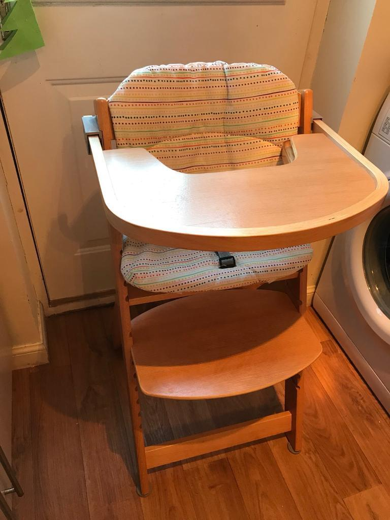 Safety 1st Timba High Chair With 2 X Cushions In Norwich Norfolk Gumtree