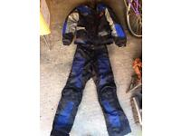 Motorcycle jacket/ trousers