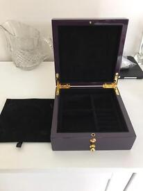 H Samuel Jewellery Box