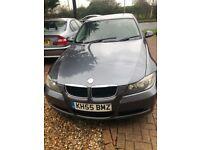 BMW, 3 SERIES, Saloon, 2005, Manual, 1995 (cc), 4 doors