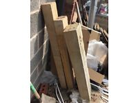 4 x Stone Window Sills