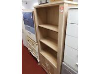 Schreiber Harbury Large Bookcase - Light Oak