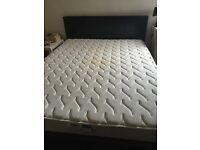 King Size Dormeo Memory Foam + Warranty + bed base