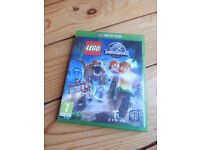 Lego Jurassic World game for XBox One