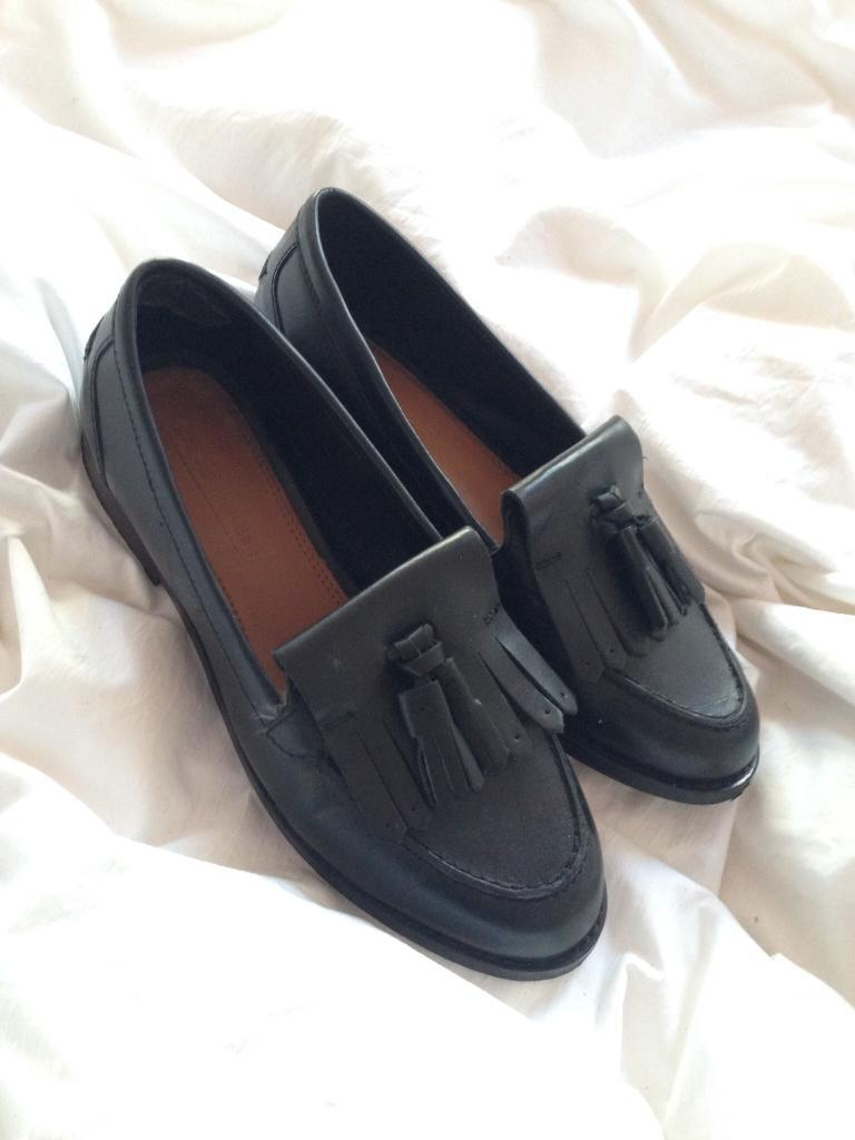 Asos leather shoes size 4