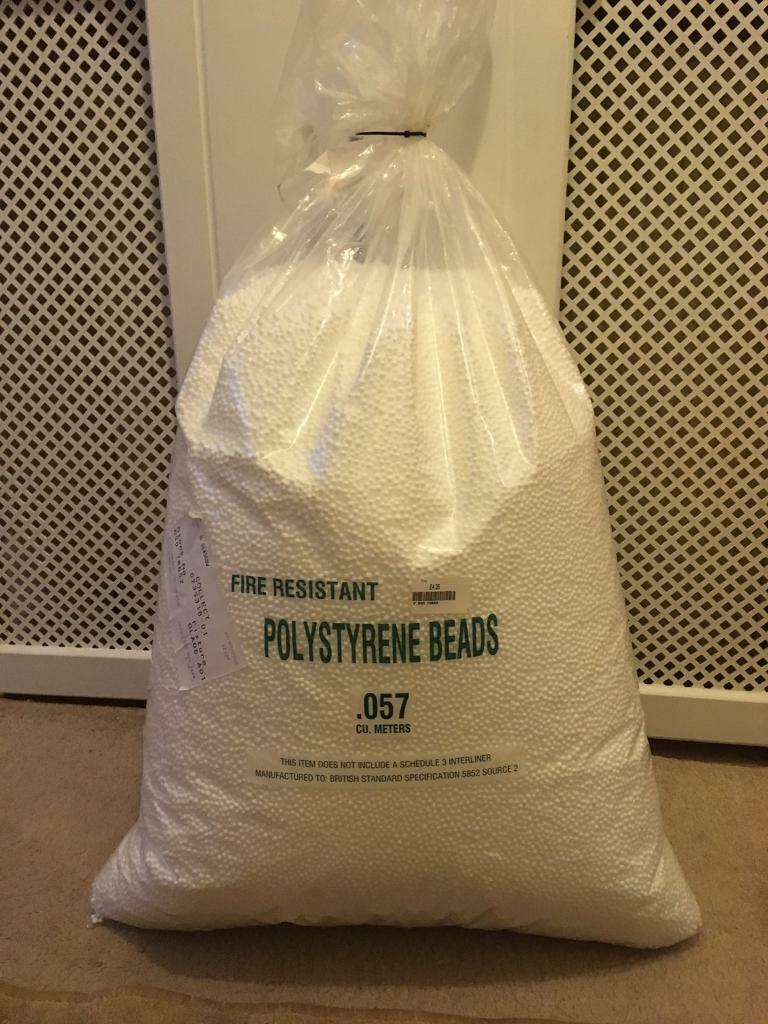 Magnificent Polystyrene Beads For Beanbags Etc In Partick Glasgow Gumtree Short Links Chair Design For Home Short Linksinfo