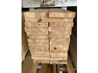 New dressed timber 4x1x10 ft