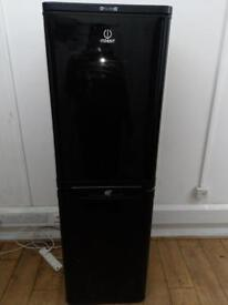 Black indesit fridge freezer on a January sale just £70 only