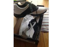 Nike Golf Shoes - Male Size UK 8