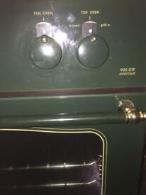 Stoves fan assisted double gas oven