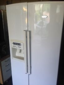 American fridge freezer...,Mint free delivry