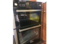 Graded blomberg 900 built in electric oven