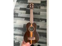 kala ziricote soprano ukulele