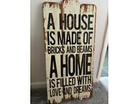 Wooden - Art picture