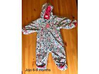 Jojo Maman Bebe Snowsuit / rain suit