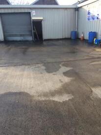 A.S Car wash big place