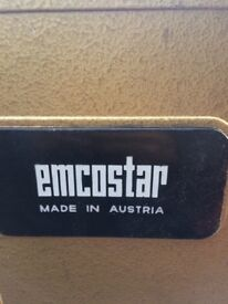 Emcostar machine superb condition