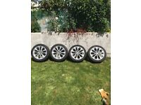 BMW wheels 205/50R17 / 7J