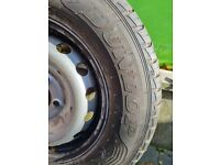 Dunlop tyre 235/65/R16C