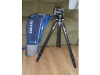 Gitzo 1349 Tripod with 1570 head and carry bag £300