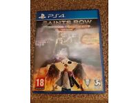 PS4 Fifa 16 and Saints Row 4 and Gat out of Hell buy both £15
