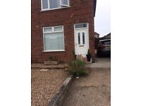 Immaculate fully furnished 2 bedroom end terrace-Sheffield 9 area