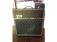 Vox valvetronix 60w half valve half tranny sounds ace