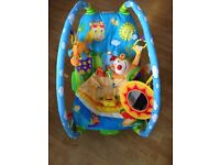 Tiny Love bouncer / vibrating baby chair