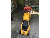 JCB Electric Lawn Mower