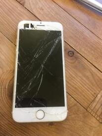 iPhone 7 128gb unlocked network spares and repairs