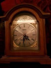 Tempus fugit mantle clock