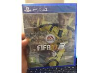 Fifa 17 PS4 - Brand New Sealed