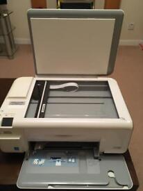 HP MultiFunction printer/scanner